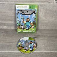 Minecraft Xbox 360 Edition Pegi 7+ Boxed In Good Condition