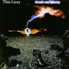 THIN LIZZY Thunder and Lightning NEW SEALED VINYL LP+MP3 *FREE UK POST*WorldShip