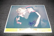 "Catherine deneuve signed autógrafo ""March or la"" imagen inperson Terence Hill"