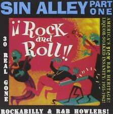 Sin Alley Part One Bobby Roberts, Pico Pete, Danny Wheeler CD NEW+