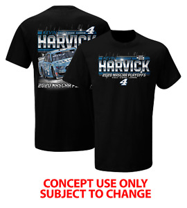 Kevin Harvick #4 NASCAR Busch Light Playoff Shirt 2020 New Free Ship Instock