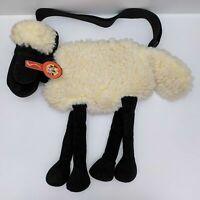 Vintage Wallace & Gromit Shaun Sheep Shoulder Bag Giftware International -New