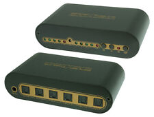 Premium 4x2 SPDIF Toslink Matrix Audio Switch/Splitter + 5x Toslink(2x2m, 3x1m)*