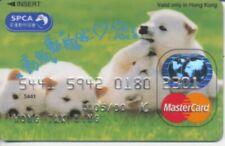 """Hong Kong AEON SPCA MasterCard """"Dogs"""""""