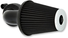 Arlen Ness Black Monster Air Cleaner Intake Breather Stage 1 Harley 2017-2020 M8