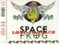 Space Frog Maxi CD Lost In Space - The Time Slip Versions - Germany (VG+/M)