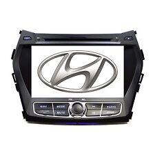 In Dash OE Fitment Multimedia GPS Navigation Radio for Hyundai Sante Fe 2013-15
