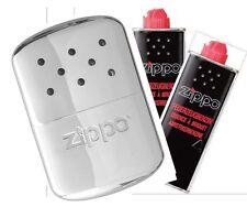 Zippo Chrom Handwarmer Taschenofen Handwärmer High Polished