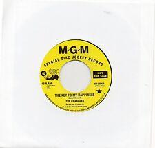 Charades-La clé de mon bonheur/Mamie LEE-I Can Feel him Slipping away MGM RI