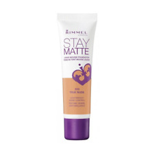 Rimmel Stay Matte Liquid Mousse Foundation 30ml Silky-Smooth Formula Matte Skin