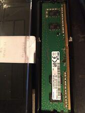 SAMSUNG4GB DDR4 PC4-19200, 2400MHZ, 288 PIN DIMM, 1.2V, CL 17 desktop RAM Qty:10