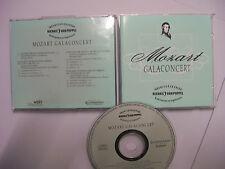 MOZART GALACONCERT/Enrique Batiz/Lev Markiz – Dutch CD – Baroque - RARE!