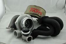Turbo Kit Garrett GTX3582 6boost Manifold turbosmart 45 Nissan Sr20det s13 s15