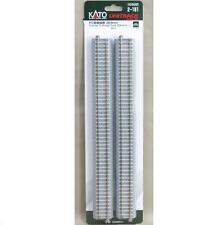 Kato 2-181 Rail droit / Straight Track Concrete Tie 369mm 4pcs - HO
