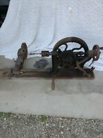Early 1900 Antique DRILL PRESS 3'