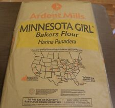 BREAD FLOUR Minnesota Girl 10 POUNDS BEST PRICES! (Two 5 lb sealed bags)