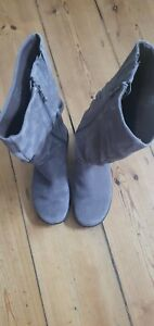 Hotter Ladies Boots Size 3