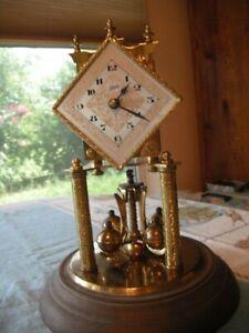 Antique Schatz Mantel Anniversary Clock Parts Only