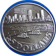 elf Singapore 5 Dollars 1982 Benjamin Shears Bridge