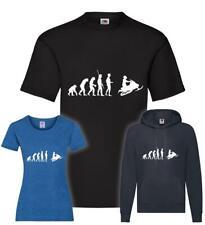 Evolution Schneemobil T-Shirt / Pullover / Hoodie