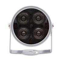 4 Led IR illuminator infrared lamp for Night Vision CCTV Security Camera