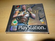 Ps1 Sony PlayStation 1 Game Shoot 7 Spiele in 1 Boxed
