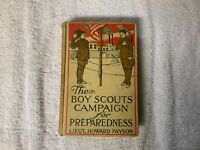 1916 'The Boy Scouts Campaign for Preparedness' by Howard Payson