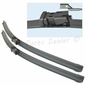 Fiat Panda wiper blades 2012-2019 Front