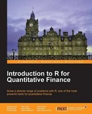NEW Introduction to R for Quantitative Finance by Gergely Daróczi