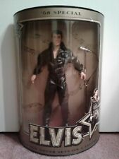 Elvis Presley Barbie Doll '68 Special Commemorative Collection In Box