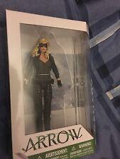 Arrow tv series  Sara Lance  Black Canary  6 inch figure set