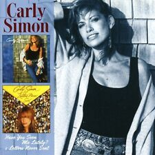 Carly Simon - Have You Seen Me Lately?/Letters Never Sent (2017)  CD  NEW/SEALED