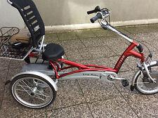 Easy Rider van Raam 1 Gang Rücktittnabe Scheibenbremsen, Bild Zeigt Sonderbau!