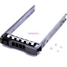 """Dell 2.5"""" SAS SATA Tray Caddy R610 R710 R510 R410 T710 2.5 caddy for dell"""