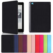 100% ULTRA Slim CASE COVER WITH AUTO SLEEP FOR KOBO AURA EDITION 2 / H20