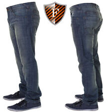 Regular Low Skinny, Slim 34L Jeans for Men