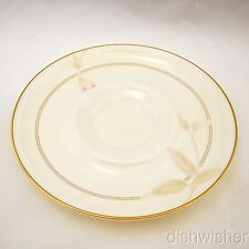 Mikasa Ivory Bone China WITH LOVE A9201 Saucer(s) EXCELLENT
