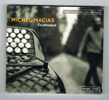 ♫ - MICHEL MACIAS - EN ATTENDANT - CD 14 TITRES - 2014 - CD NEUF NEW NEU - ♫