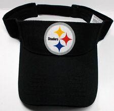 db3d5ba2c44c1 Leer Anuncio! aplicar calor de Pittsburgh Steelers Plana Gorra Sombrero  Visera Negro con el logotipo en