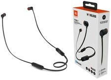 JBL T110BT Pure Bass Sound Bluetooth Wireless Earphones Black