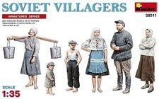 Miniart 1/35 Soviétique Villagers #38011