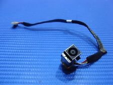 "HP ProBook 4520S 15.6"" Genuine Laptop DC-IN Power Jack w/ Cable 50.4GK08.032"