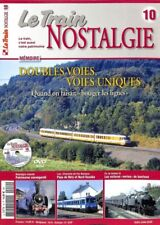 LE TRAIN NOSTALGIE N°10  (inclus DVD)