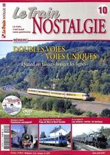 LE TRAIN NOSTALGIE N°10  (inclus DVD)
