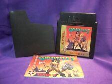 GAUNTLET (Nintendo Entertainment System NES, 1987)  Adventure Video Game TENGEN