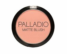 Palladio Matte Blush BM03 Peach Ice - Brand New and Unboxed- Fast Free Shipping!