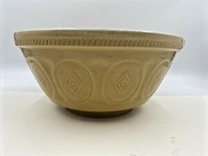 Antique Gripstand TG Green Ltd Church Gresley Made In China Mixing Bowl Yellow