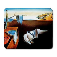 the persistence of memory salvador dali Large Mousepad Mouse Pad Great Gift Idea