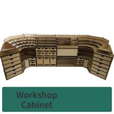 Work Bench Workshop Cabinet TOOlS Station HOBBY TOOL Station