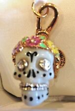 2012 LIMITED EDITION  JUICY COUTURE SUGAR SKULL Charm YJRU6032